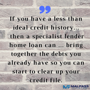 clear up your credit file