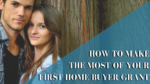 first home buyer grant