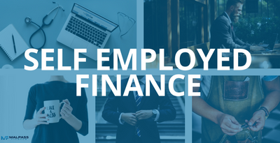 self employed finance